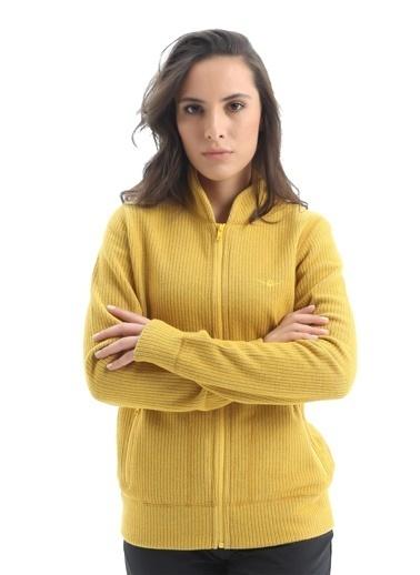 Kaikkialla Sweatshirt Sarı